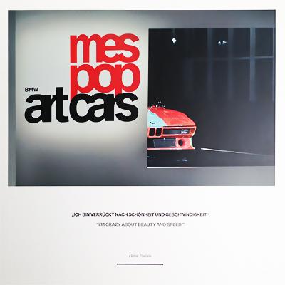 MesPopArtCars_Titel